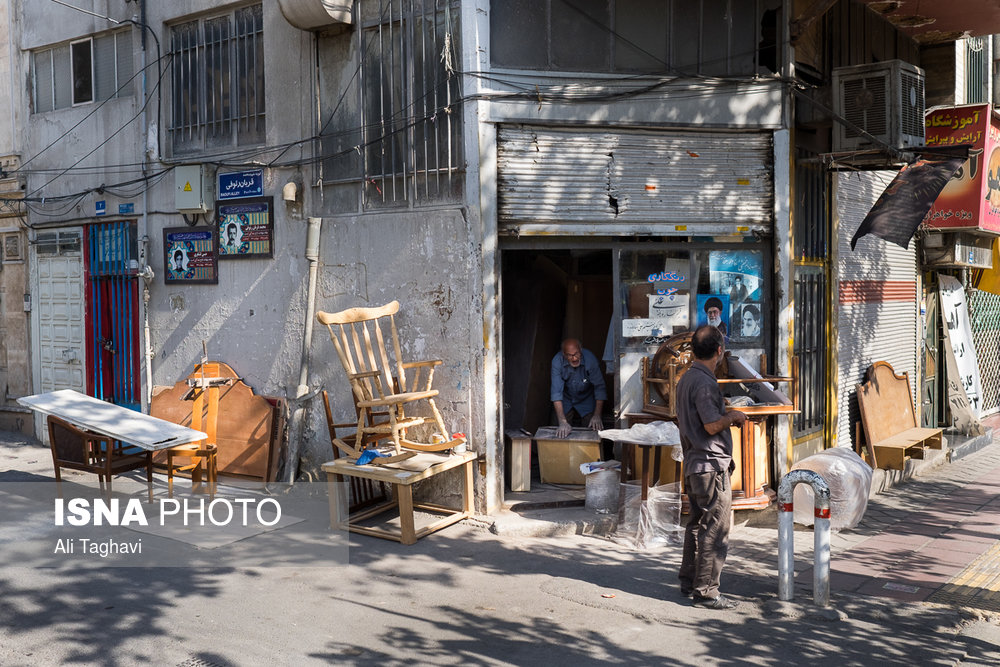 عکس کشتارگاه تهران