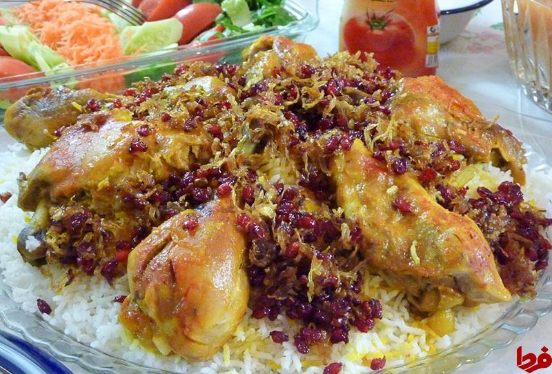 عکس غذاهای ایرانی با کیفیت