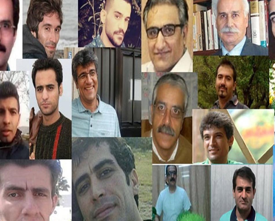 نامه زندانیان سیاسی زندان رجایی شهر کرج در مورد تشدید آزار و اذیت زندانیان  سیاسی