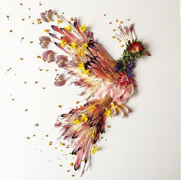 نقاشی طراحی گل نرگس
