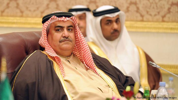 فیلیپ پلین در ایران وزیرخارجه بحرین: ایران تهدیدی به بزرگی داعش است