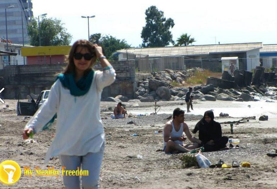 عکسهای جدید از آزادی یواشکی زنان در ایران   همه مطالب