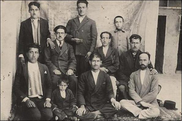 لباس مردان عربی