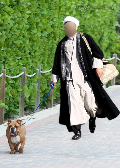 سگ غیر نجس